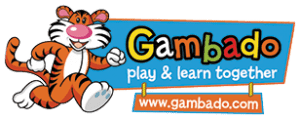 website design - gambado