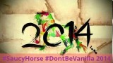 Year of the Horse 2014 #SaucyHorse #DontBeVanilla Online Video