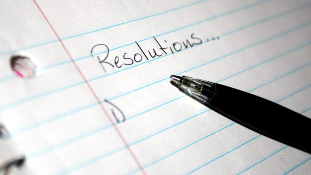 Three 2017 digital marketing resolutions