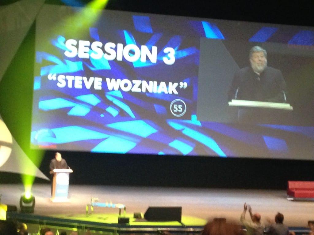 Steve Wozniak - Entrepreneurs Convention 2014
