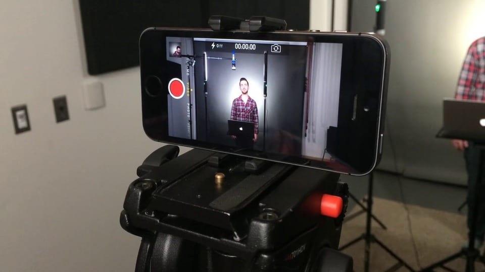 Bildresultat för iphone video production