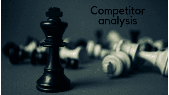 analysing your competitors